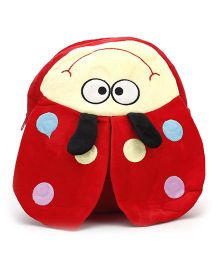 Soft Plush Bag Red - 12 Inches