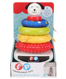 Fisher-Price Roly Poly Rock-A-Stack - Multi Color