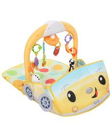 Fisher Price 3 In 1 Car Shaped Infant Gym