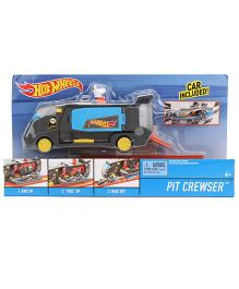 Hot Wheels Vehicle Pit Crewser - Black