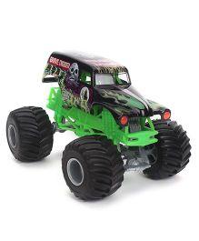 Hot Wheels Monster Jam Grave Digger - Green