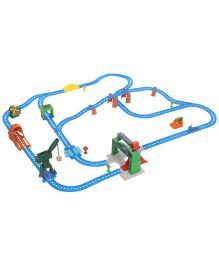 Thomas & Friends Motorized Railway Day At The Docks Deluxe Set