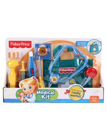 Fisher Price Medical Kit - Multi Color