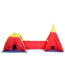Moov n Go Mng Double Tent With Tunnel
