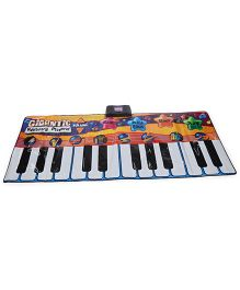 Comdaq Gigantic Keyboard Playmat - Multicolor