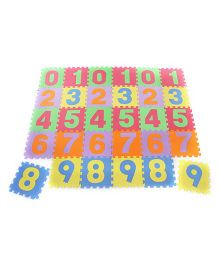 Comdaq Jigsaw Puzzle Number Mat - 30 Pieces