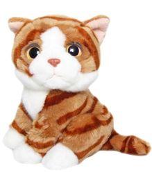 Wild Republic - Wild Watcher Cat Brown Tabb