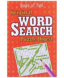 Original Word Search Puzzle Digest - Orange