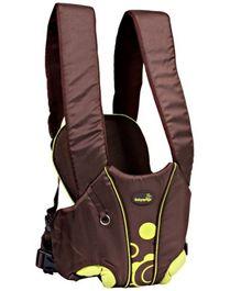 Fab N Funky - Kangaroo Style Baby Carrier Brown