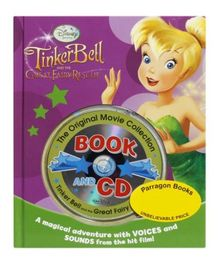 Disney Fairies - TinkerBell & The Great Fairy Rescue