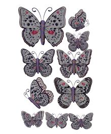 Happykids 3D Sticker - Butterflies