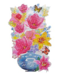 Happykids Stickers - Flowers