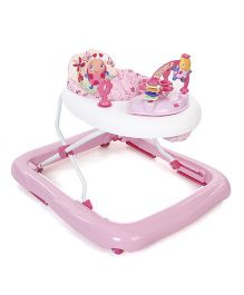 Bright Starts Walk-A-Bout Walker Juneberry Delight - Pink