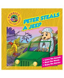 Story Time Library Phonics Peter Steals A Jeep