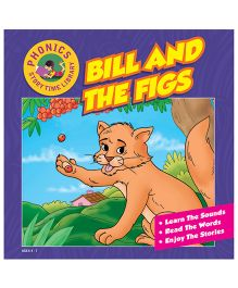 Story Time Library Phonics Bill And The Figs