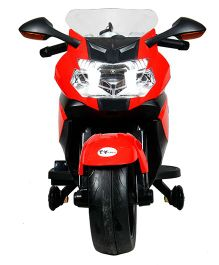 Toyhouse BMW K1300S Bike 6V Rechargeable Battery Operated Ride On Bike - Red