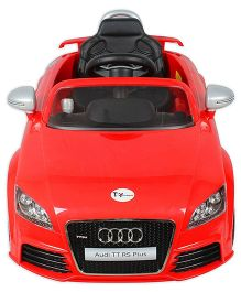 Toyhouse Audi TT RS 6V Rechargeable Battery Operated Ride On - Red
