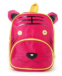 Puppy Face School Backpack - Pink
