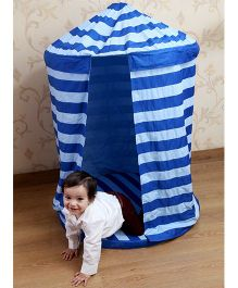 My Gift Booth Kids Hanging Tent - Blue
