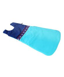 My Gift Booth Doggy Design Sleeping Bag - Blue
