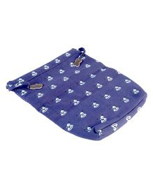 My Gift Booth Doggy Print Shoe Cover - Blue