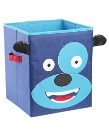 My Gift Booth Doggy Design Storage Box - Blue