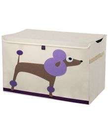 My Gift Booth Doggy Design Toy Sorter - Cream