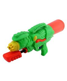 DealBindaas Holi Water Pichkari Shape Squirter 2021 - Green