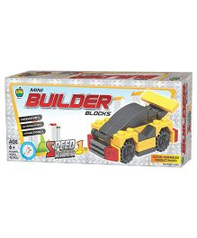Apple Fun Mini Builder Blocks Speed Racer 1 - 43 Pieces