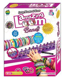 Apple Fun Amazing Loom Bands Deluxe Kit