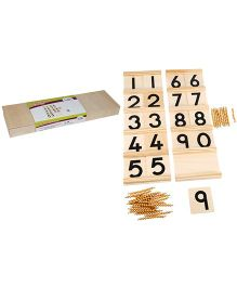 Eduedge Arithmetic Ten Boards And Bead Box