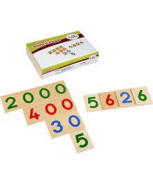 Eduedge Arithmetic - 9000 Cards