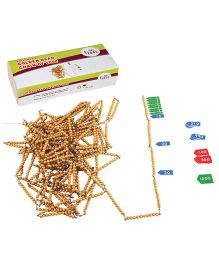 Eduedge Arithmetic Golden Bead Chain of 1000