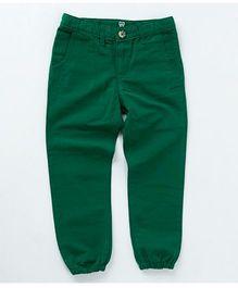 MilkTeeth Unisex Jogger Pants - Green