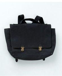 MilkTeeth Unisex School Bag - Black