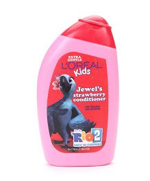 L'Oreal Kids Jewel's Strawberry Conditioner - 250 ml
