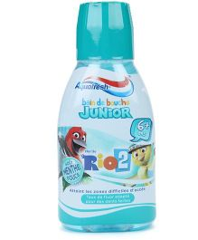 Aquafresh Junior Mouth Wash Mint - 300 ml