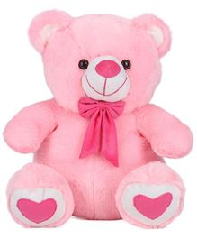 Ultra Spongy Teddy Bear Pink - 15 inches