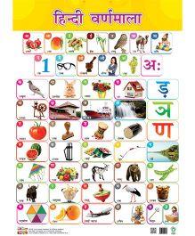 Hindi Varn Mala Chart