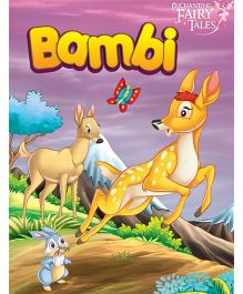 Bambi Story Book - English