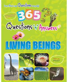 366 Question N Answers Book - English