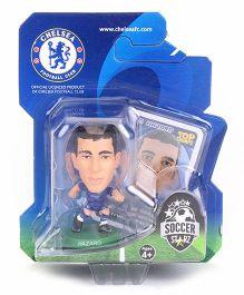Soccerstarz Chelsea Eden Hazard Figure Toy - 4 cm