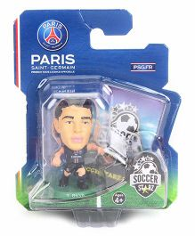 Soccerstarz Paris Saint Germain Thiago Silva Figure Toy