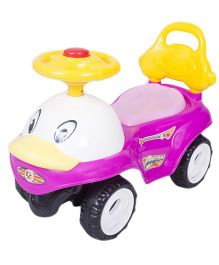 EZ' Playmates Ducky Duck Ride On - Pink