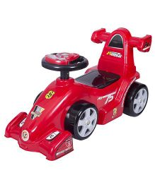 EZ' Playmates Ride On Formula Car - Red