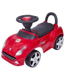 EZ' Playmates Ride On Sedan Car - Red