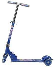 HLX NMC Zoomer 3 Wheel kids Scooter - Blue
