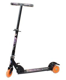 HLX NMC Zoomer 3 Wheel kids Scooter - Black