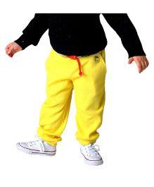 Cherry Crumble California Track Pant - Sunshine Yellow