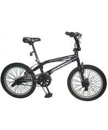 Cosmic Stunt Plus BMX Bicycle Black - 20 inches
